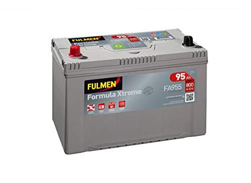 Batterie démarrage fulmen fa955 12v 95ah 800a