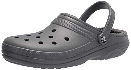 Our #6 Pick is the Crocs Classic Lined Clog Men's Slipper