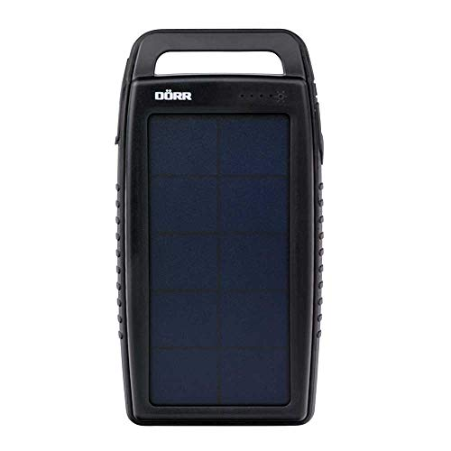 Dorr 980550 15000 mAh SC-15000 Solar Power Bank