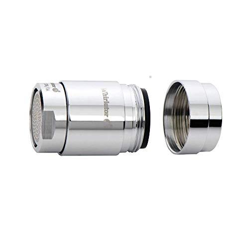 Prime Inventions GmbH Whirlator für Wasserhähne - verwirbeltes Wasser im Handumdrehen, wo Immer Sie Ihn einsetzten