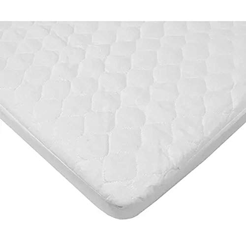 """American Baby Company Waterproof Quilted Mini Crib Mattress Pad Size: 38"""" x 24"""""""