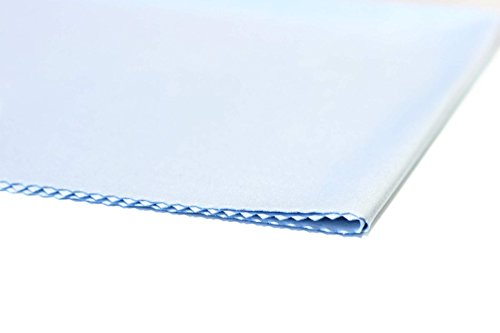 Brillenputztuch I Microfasertuch I Reinigungstuch I Optikerqualität (XXL 40x40)
