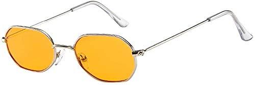 SFHTFTRGJRYJ Frauen Männer Vintage Retro Brille Unisex Mode Living Kleine Sonnenbrille Sonnenbrillen 3553 Kleine Box Sonnenbrille (Color : I, Size : Size)