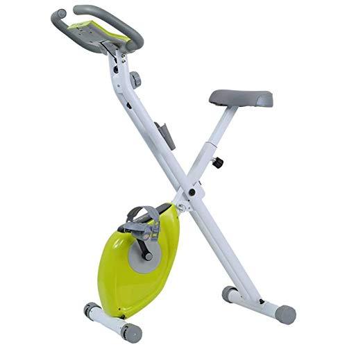 WXX Haushalt Mute Folding Dynamische Fahrrad-Arm-Bein-Trainer Sports Fitness Auto Indoor Pedal Fitnessgeräte Fahrrad