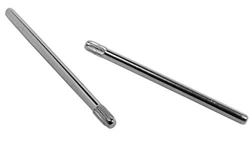 Minott Stifte | 2X Uhrenstifte/Verbindungsstifte | Ø 1,2 | 32250, Stift-Länge:20 mm