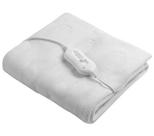 elitezotec Heizdecke für Einzelbett, waschbar, 60 x 120 cm, elektrisch beheizt
