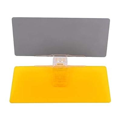 vige Auto-Sonnenschutz-Tag-Nacht-Sonnenblenden-Spiegel Blendungs-Clip-auf der