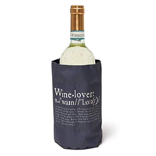 Legami Fascia Refrigerante per Bottiglia, Wine Lover