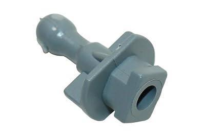 Ariston Creda Hotpoint Indesit Proline Tumble Dryer Latch Plinth Cover. Genuine part number C00113858