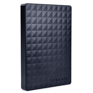 Seagate Expansion Portable 2 Terabyte (2TB) SuperSpeed USB 3.0 2.5' External Hard Drive (Black)