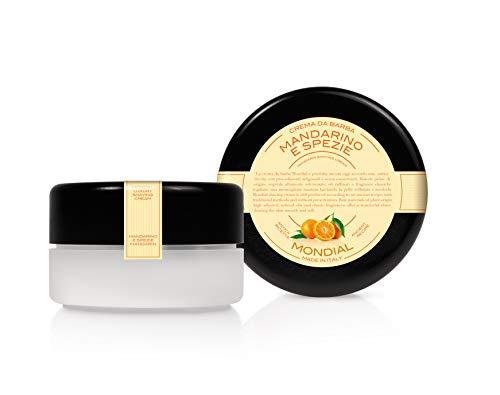 Mondial Crema da Barba Mandarino e Spezie - 150 ml