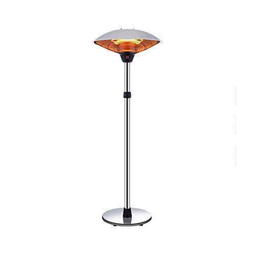 Bdesign Cubierta al Aire Libre Patio Calentador eléctrico - 2,2/3 KW de...