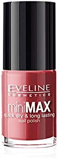 Eveline Mini Max Nail Polish, 521 5 ml
