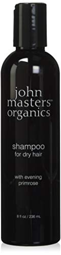 Price comparison product image John Masters Organics - Shampoo for Dry Hair with Evening Primrose Good for Thinning,  & Color Treated Hair - Moisturizer Infused with Essential Oils,  Proteins,  & Amino Acids - Sulfate Free - 8 oz