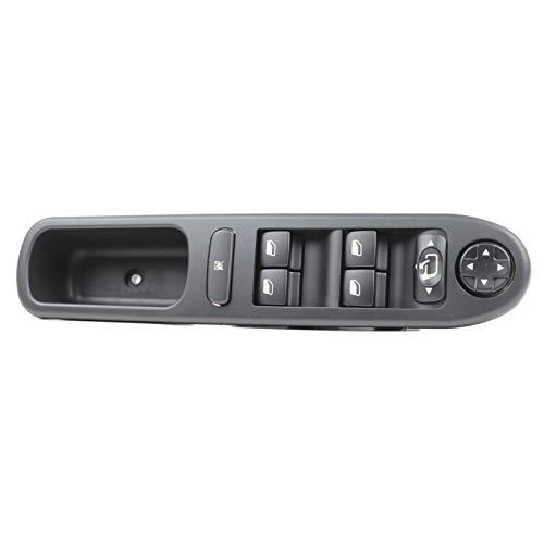 Contacteur de leve vitre electrique avant gauche pour 207 OE 6490EH