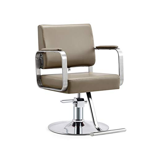 Great Features Of MASP Barber Chair Salon Chair Salon Chair Hairdresser Beauty Chairs Modern Leather...