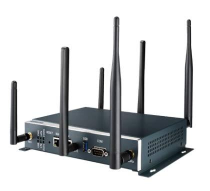 (DMC Taiwan) LoRa Gateway WISE-3610 Private LoRa Network IoT Gateway NA915