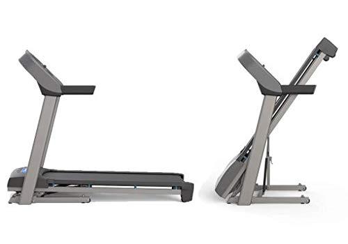 Horizon Tappeto Corsa Tapis Roulant T101 Nero Unica