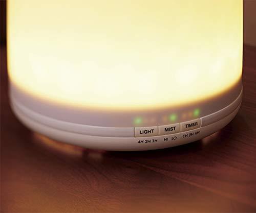 APIX(アピックス)『超音波式LEDライトアロマ加湿器HIKARI(AHD-138)』
