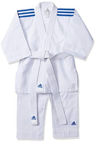 ADIDAS Judo Infantil- 140 Branco Reforcado