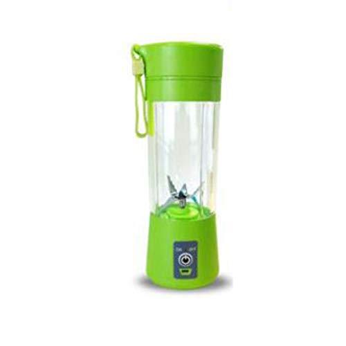 Buy YBZS 380Ml USB Mini Portable Blender Juicer Cup Juice Blender Juicer Orange Juicer Health Home E...