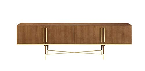 Limari Home Palazzi Collection Mid-Century Style Veneer...
