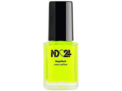 Nagellack Neon Yellow