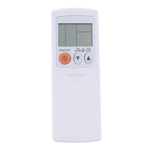 Alto Rendimiento Bajo Consumo de energ/ía Acondicionador de Aire Control Remoto Control Remoto Inteligente Control Remoto Duradero Resistente al Desgaste para Fujitsu AR-JW1 ARJW2 AR-JW2 AR-JW11