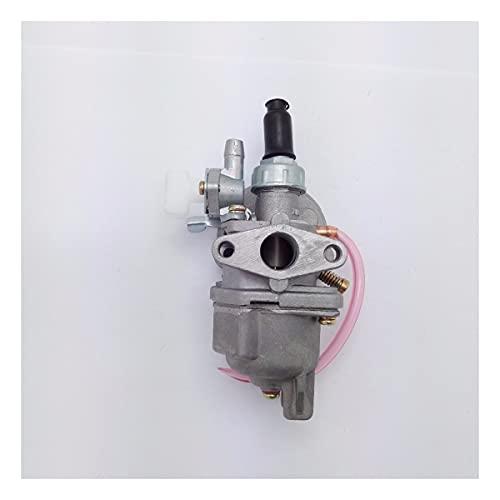 SDLSH Accesorios de Auto 47cc 49cc Motor carburador Kit de reconstrucción de carburador