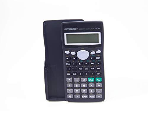 Calculadora Cientifica SC500-401 funções PROCALC