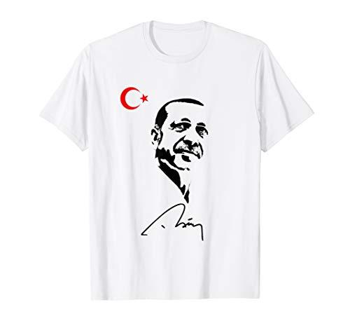 Recep Tayyip Erdogan T-Shirt Türkei Fan Shirt