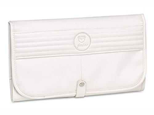Pirulos 29890001 - Cambiador ecopiel, color blanco