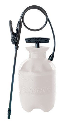 Chapin International 023883200107 Chapin 20010 1-Gallon SureSpray Sprayer for Fertilizer, Herbicides and, 1 gal, Translucent