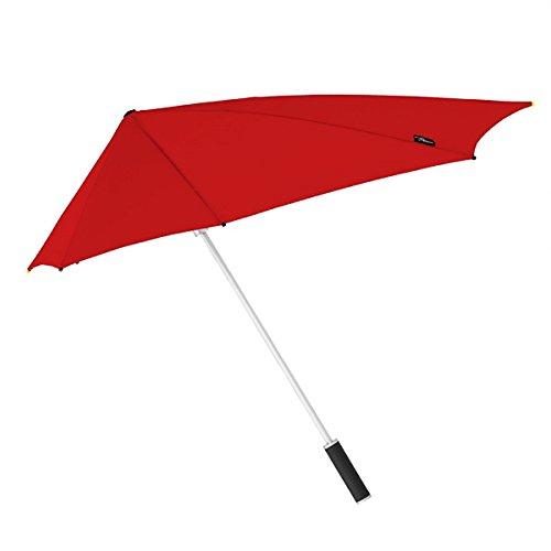 IMPLIVA STORMaxi paraplu, 100 cm, rood