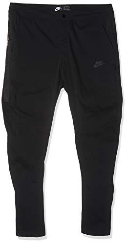 Nike Sportswear Tech Pack Men's Bonded Pants (Black, 36)