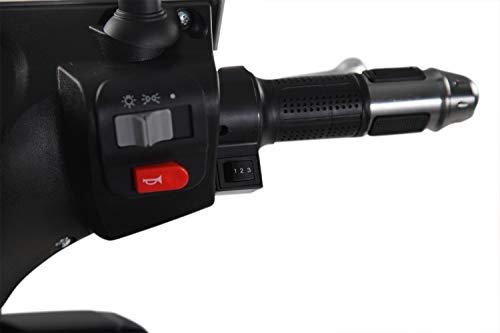 Elektroroller Eagle 2000 Watt 60 km 45 km/h kaufen  Bild 1*