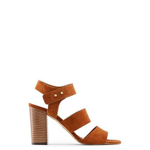 Made in Italia Sandalo con Tacco Teresa Tabacco EU 38