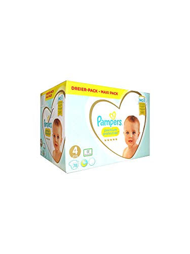 Pampers 81686978 Premium Protection windeln, weiß