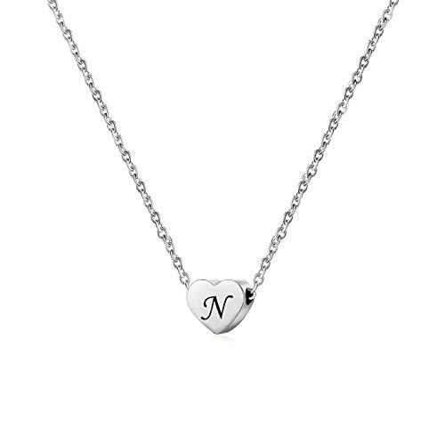 KunBead Jewelry acero inoxidable Glass