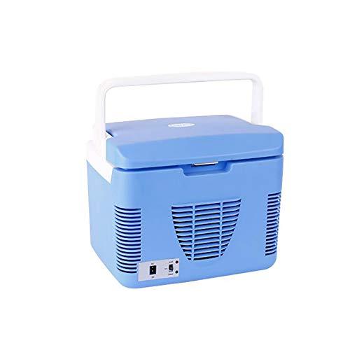 Anjin Mini-koelkast, 10 liter, 12 V, draagbare thermo-elektrische koelbox/verwarmingsbox voor car camping