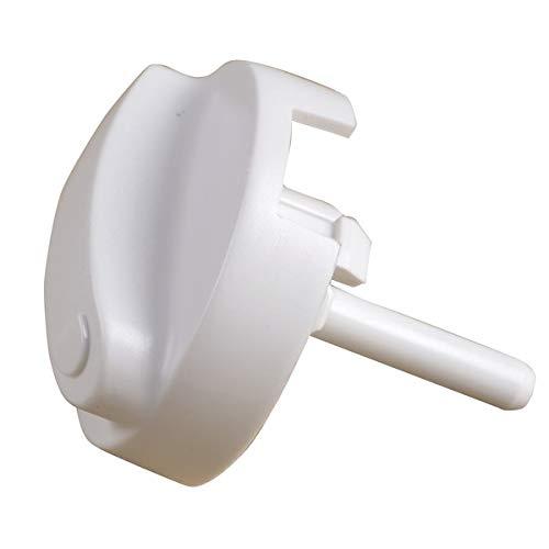 Chaffoteaux - Botón blanco - : 61312930