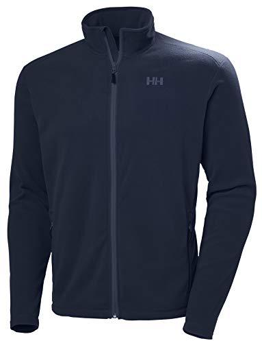 Helly Hansen Daybreaker veste polaire zippée pour homme – Ultra légère et polyvalente – Utilisable toute l'année Bleu L