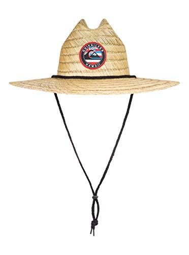 Quiksilver mens Destinado Pierside Sun Hat Black/Hawaii LargeXLarge US