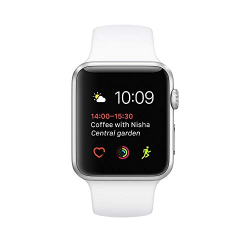 Apple Watch - Series 2 - (42mm, Space Gray Aluminum Case / Black Sport Band) (Refurbished)