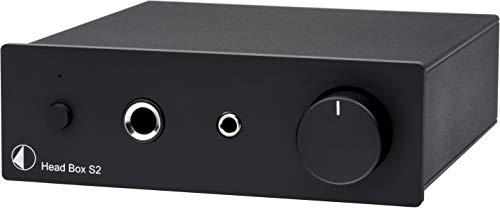 Pro-Ject Head Box S2 Amplificatore per Cuffia, Nero
