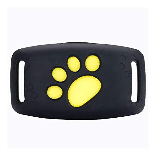 Tcn Halskette Mini-GPS-Tracker Auf Tiere Von Der Firma Wasserdicht, Alarmüberwachung Von Aufladbar Via USB-Kabel