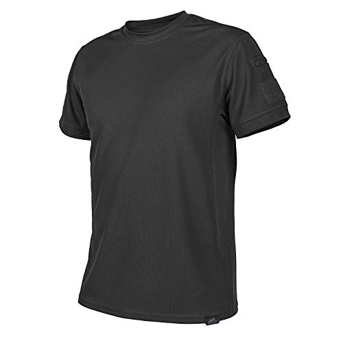 Helikon TS-tts-TC T-Shirt Tactique Unisexe Adulte XL Noir