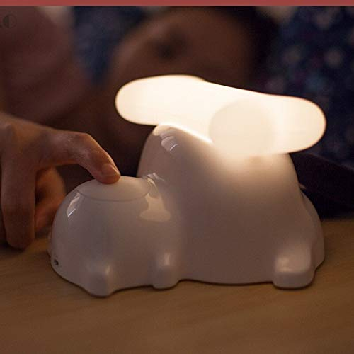 Luz Nocturna Lampara De Mesa Nordica Lovely Dog Baby Room Night Light Usb Charged Or Plug In Novel Night Lamp Para Bebe Holiday Gift