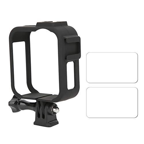 Cadre de Protection pour caméra de Sport 9H Super dureté, pour écran de caméra Gopro Max, pour Protection de caméra