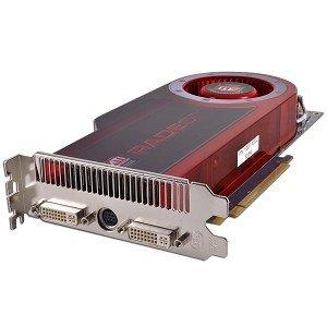 ATI Radeon HD 4870 512MB DDR5 PCI Express  PCI-E  Dual DVI Video Card w/TV-Out & HDCP Support